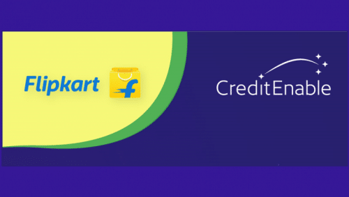 Finextra – CreditEnable and Flipkart Partnership